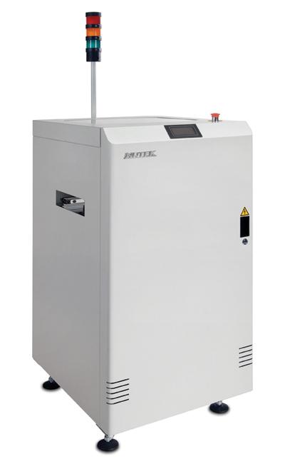 NUTEK :: Standard Series - In-line PCB Cleaning Machine